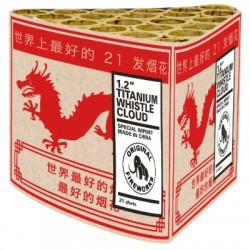 """Titanium Whistle Cloud 1.2"""""""