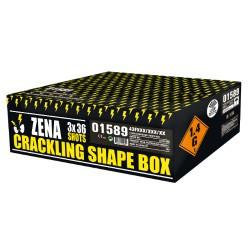 Crackling Shape Box