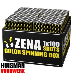 Color Spinning Box