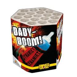 Baby-BOOM! - Zwarte Cross Cake