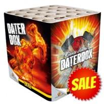 Baterbox - Zwarte Cross Cake