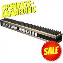 Crackling Whistler Openingsaanbieding