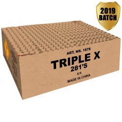 Triple X Limited Edition 2019