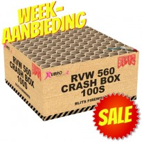 Crash Box Weekaanbieding