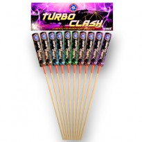 Turbo Clash Rockets