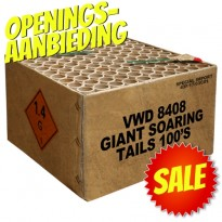 Event Giant Soaring Tails Openinsgaanbieding