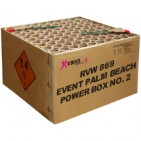Event Palm Beach Power Box No.2