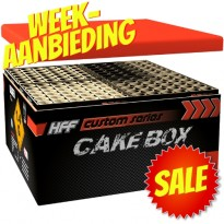 HFF Cakebox Weekaanbieding