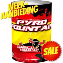 Pyro Fountain Weekaanbieding