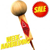 Shell Rocket Weekaanbieding