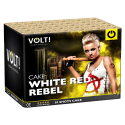 White Red Rebel