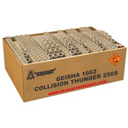 Collission Thunder Cakebox