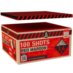 Red Maroon Box